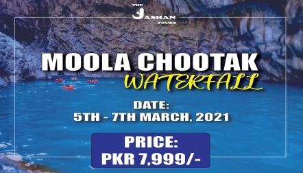 Moola Chootak Waterfall